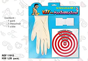 La main o panier - Kit de masturbation