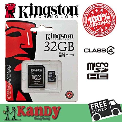 KTC Computer Technology Kingston Micro SD-Karte Speicher 4gb 8gb 16gb 32gb Klasse 4 microsd cartao de memoria tarjeta carte tf Großhandelslos (Tarjeta De Memoria 32 Gb Pc)