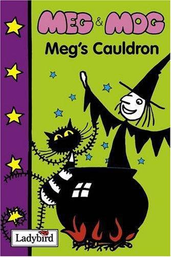 Meg's cauldron.
