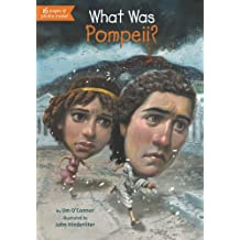 What Was Pompeii? by Jim O'Connor (2014-03-13)