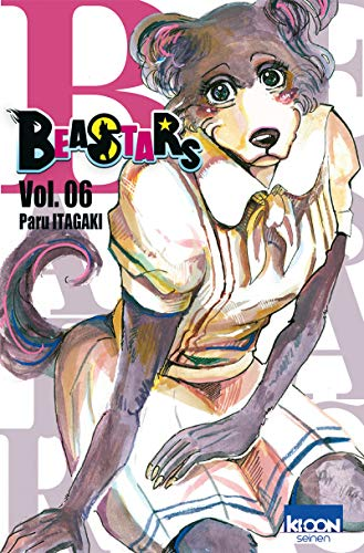 Beastars Edition simple Tome 6