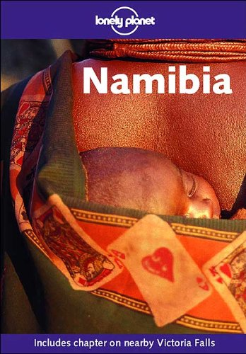 Descargar Libro Namibia, 1st edition (en anglais) de Lonely Planet