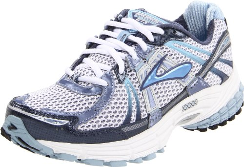 Brooks Women's Adrenalinegts12 W Paleblue/White/Silver Trainer 1201001D478 3 UK, 5 US