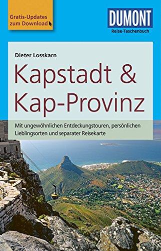 DuMont Reise-Taschenbuch Reiseführer Kapstadt & Kap-Provinz: mit Online-Updates als Gratis-Download