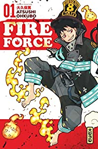 "Afficher ""Fire Force n° 1<br /> Fire force"""