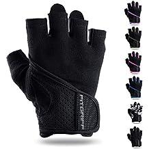 b111028a8a0d53 Fitgriff Trainingshandschuhe für Damen und Herren - Fitness Handschuhe ohne  Handgelenkstütze für Krafttraining, Bodybuilding &