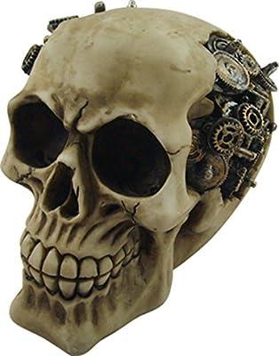 New Nemesis Now Steampunk Skull Clockwork Cranium Skeleton Myths Legends Ornament by Nemesis Now