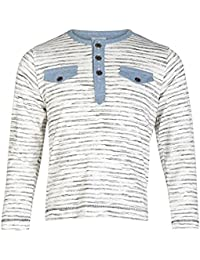 Mini A Ture - T-shirt - Garçon gris gris