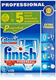 Calgonit Finish Professional Powerball 125 pezzi
