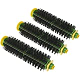 Bristle Brush For IRobot Roomba 500 Series 510 530 535 540 550 560 570 580 Vacuum Cleaning Robots Part 3 Packs