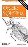 Oracle SQL*Plus Pocket Reference (Pocket Reference (O'Reilly))