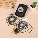 Hemito 7 in 1 Mobile Phone Accessories Protection kit - Spiral Cable Protector