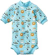 Splash About Happy Nappy Wetsuit - 2 In 1 Wetsuit and Swim Nappy Traje húmedo Bebé-Niños