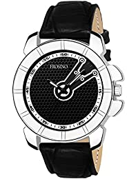 Frosino FRAC061808 Analog Frosting Black dial Watch for Men