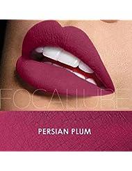 Urparcel Femme Rouge à lèvre Lustre à lèvre matte Glosse à lèvre longue durée maquillage beauté Waterproof FA 24 5# veuillez regarder les autre couleurs dans notre boutique