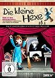 """Die kleine Hexe - Bezaubernde Romanverfilmung des Otfried Preußler-Romans von Albrecht Roser + Dokumentation """"Der Puppenspieler Albrecht Roser: Seine Figuren, sein Programm (Pidax Film-Klassiker)"""