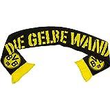 BVB 09 Borussia Dortmund Gelbe Wand Schal Fanschal (schwarz/gelb)