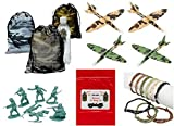 156 pc Military Army Birthday Party Favo...