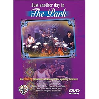 Just Another Day in the Park: Nine Sizzling Performances Featuring All-Star Legendary Musicians (DVD) [NTSC]