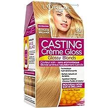 casting crme gloss ton sur ton coloration sans ammoniaque 931 blond chantilly - Coloration Ton Sur Ton Sans Ammoniaque