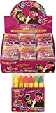 Neon Face Paint Crayons (6 per box), Make Up, Fancy Dress, Accessory
