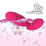 Tragen Sie Schmetterling Vibrator Babylon Silikon Wasserdicht Aufladen Weibliche Erwachsene Produkte Sex-Spielzeug Weiblich Rosa
