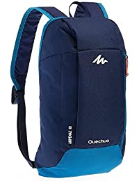 Quechua 630328 ARP Polyester Backpack, 10Liters (Blue)