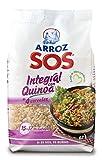 SOS Integral Con Quinoa + 4 Cereales 500G - [Pack De 10] - Total 2 Kg
