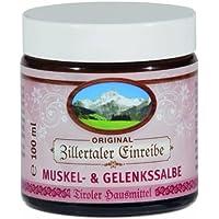 Zillertaler Einreibe Muskel und Gelenkssalbe, 1er Pack (1 x 100 ml) preisvergleich bei billige-tabletten.eu