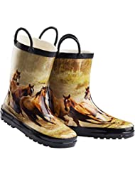 Norton Caballos Niños de botas