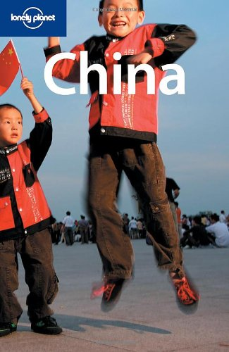 China 10 (Lonely Planet Country Guides)