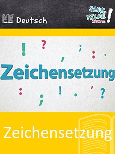 Zeichensetzung - Schulfilm Deutsch