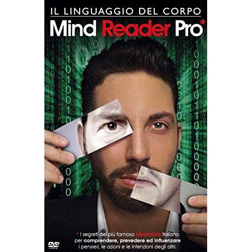 Mind Reader Pro. Il Linguaggio Del Corpo. 3 Dvd. Con Libro