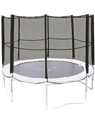 Hudora HD-NET-35-EU Filet de sécurité pour trampoline de 305 cm de diamètre