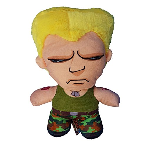 Street Fighter Soft Toy Plush Figures 20cm (Guile)