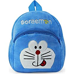 Richy Toys Doraemon Cute Kids Plush Backpack Cartoon Toy Children's Gifts Boy/Girl/Baby/Student Bags Decor School Bag For Kids