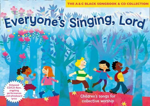 Songbooks - Everyone's Singing, Lord (Book + CD/CD-ROM): Children's songs for collective worship