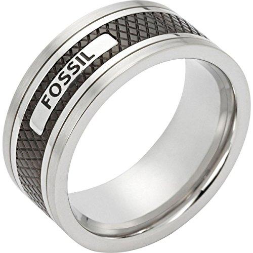 Fossil Herren-Ring Edelstahl Gr.60 (19.1) JF00888040-9