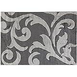 ABC Carpet Palacio grises de 120 x 170 cm