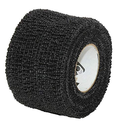 Powerflex Grip-Tape 36 mm/4,5 m, Farbe:schwarz -