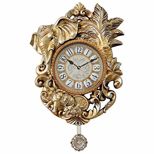 DIDADI Wall Clock Moda creativa muto carte murali orologio di ...