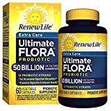 Renovar la Vida Ultimate Flora Extra Care Probiotic 50millones...