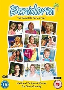 Benidorm - Complete Series 4 [DVD]