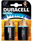 Duracell Ultra Batteries D 2 pack