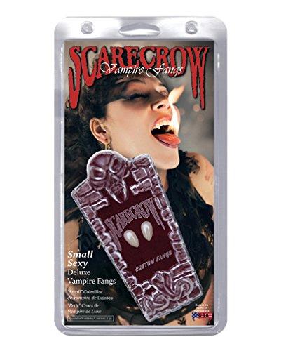 Scarecrow Lady Fangs Vampir Eckz?hne
