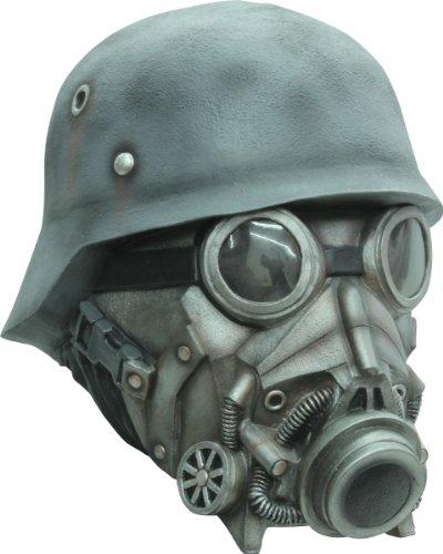 Generique - Soldat mit Gasmaske - Maske für (Fancy Dress Gasmaske)