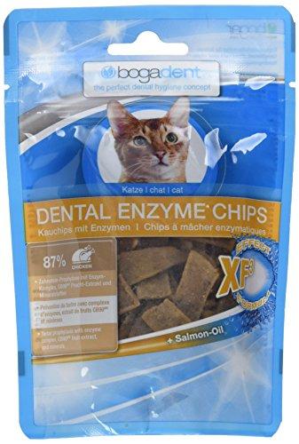 Bogadent Dental Enzyme Chips Katze 50 g,