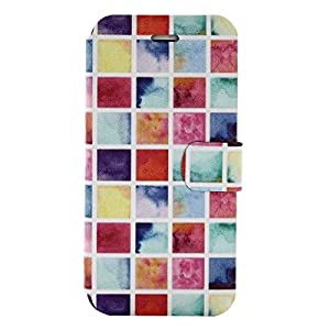 S8 Plus Hülle,Galaxy S8 Plus Hülle,Samsung S8 Plus Hülle,Samsung Galaxy S8 Plus Leder Wallet Tasche Brieftasche Schutzhülle,Cozy Hut Lederhülle Leder Tasche Case Cover für Samsung Galaxy S8 Plus Hülle PU Schutz Etui Schale 3D-Color-Mandala Muster Design B