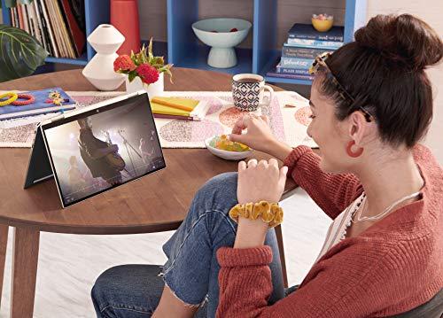 HP Spectre x360 Core i5 10th Gen 13-inch FHD Touchscreen Laptop (8GB/512 GB SSD/Windows 10/MS Office 2019/Dusk Black/1.27 kg), 13-aw0204TU Image 10