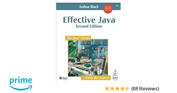 Effective Java Second Edition Ebook